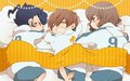 sleeping :3 - inazuma-eleven photo