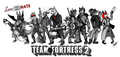 team fortress 2 as furs XD - alpha-and-omega photo