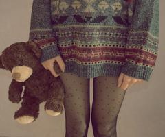 teddy menanggung, bear <3