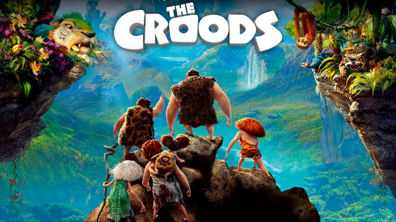 The croods the best wallpaper ever