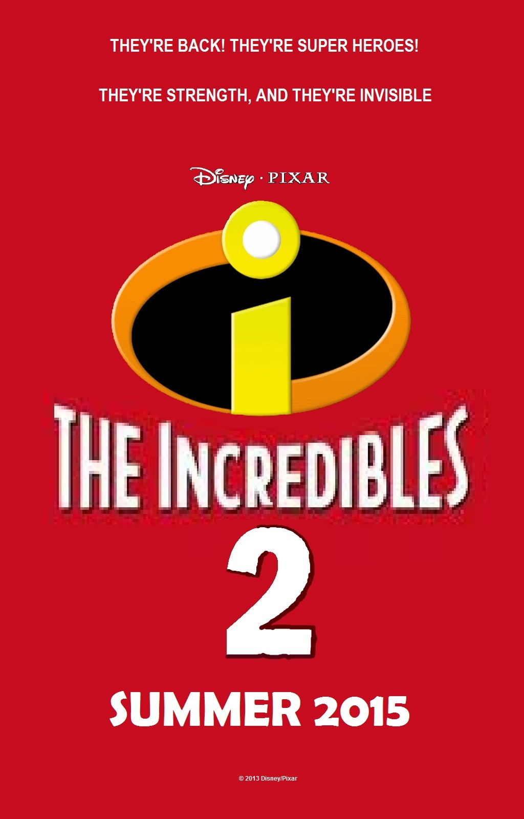 The Incredibles 2 Movie Poster The Incredibles 2 Photo 34239064 Fanpop