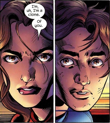 Jessica and Peter (Ultimate Clone Saga)