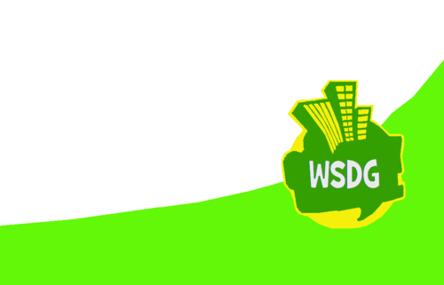 wsdg lOGO Yellow-Green Español Latino And Español Castellano Only