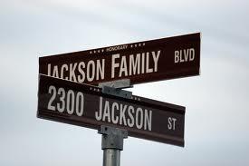 """2300 Jackson Street"" Sign"