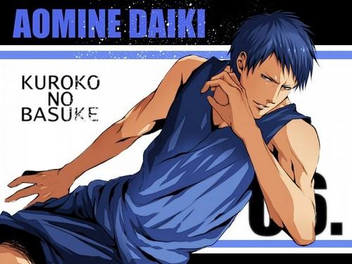 ~Aomine Daiki~