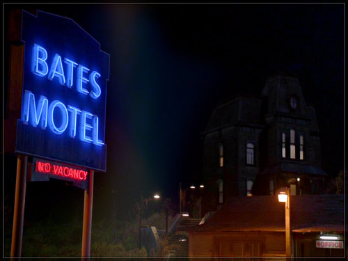 Bates Motel wallpaper called ★ Bates Motel ☆