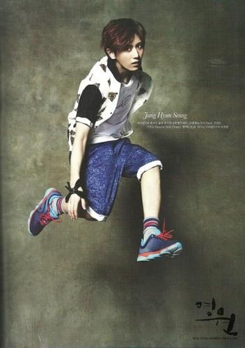 Beast - Elle Magazine
