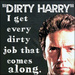 ★ Dirty Harry Callahan ☆