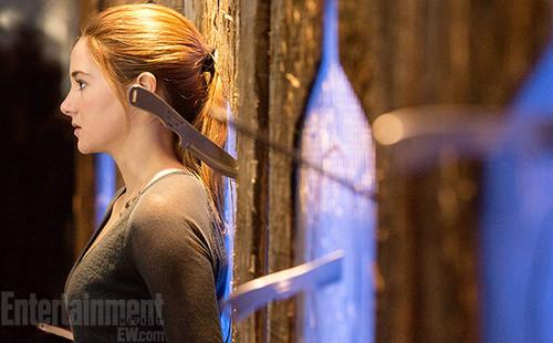 'Divergent' movie first look