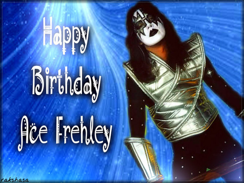 ♠ Happy Birthday Ace ♠ ~ April 27th