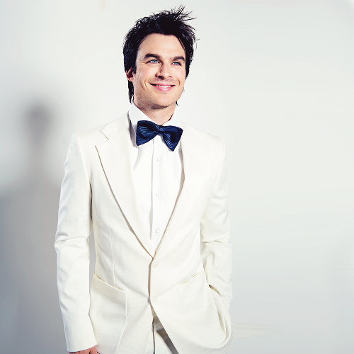 Ian Somerhalder wallpaper possibly containing a business suit titled ೋ Ian Somerhalder ೋ