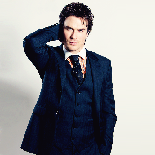Ian Somerhalder wallpaper containing a business suit, a well dressed person, and a suit called ೋ Ian Somerhalder ೋ