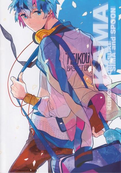 Kuroko No Basket Art Style : Kuroko tetsuya no basuke fan art
