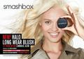 Laura James for  Smashbox Cosmetics - antm-winners photo