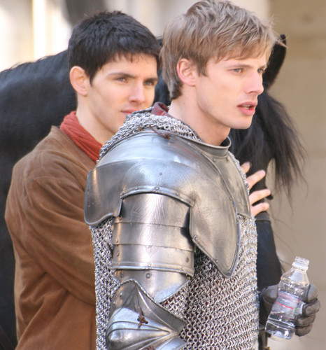 Merlin - Behind the Scenes