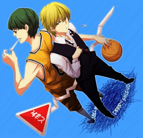 ~Midorima and Shizuo~ {Seiyuu Connection}