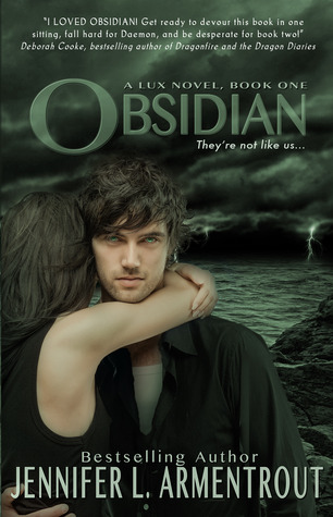 'Obsidian' cover
