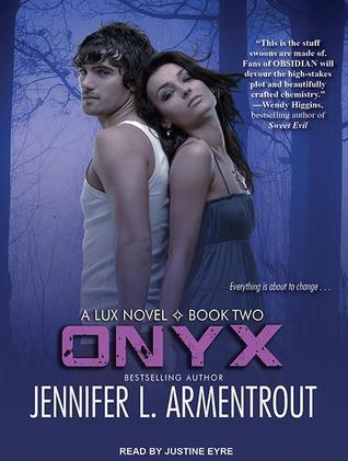 'Onyx' Audiobook cover
