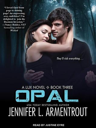 'Opal' Audiobook cover - lux-series Photo