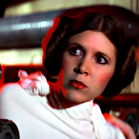 Star Wars Episode IV: A New Hope ~ Princess Leia Organa ... How Old Was Princess Leia In A New Hope