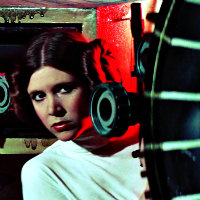 Star wars episode iv a new hope princess leia organa star wars