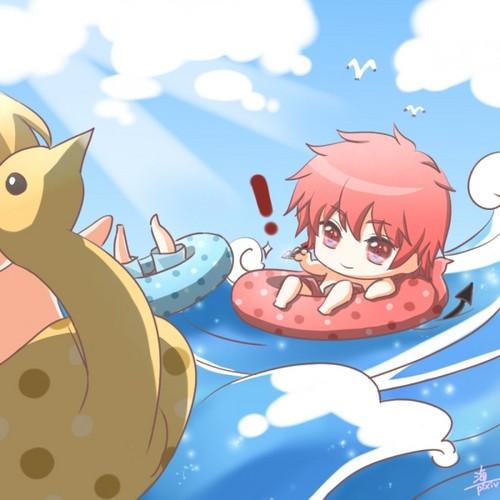Kuroko No Basuke Images ~Summer With Akashi, Kise, And