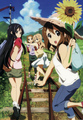 ~Summer With K-on~  - heartfulstitch photo