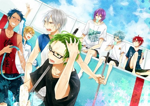 ~Summer With The Kiseki no Sedai~