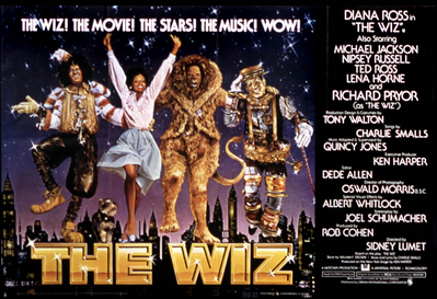 """The Wiz"" Movie Poster"