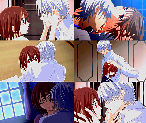 vampire knight wallpaper titled Vampire Knight~♥♥