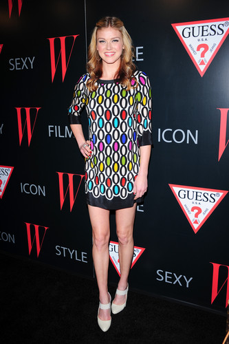 W Mag & Guess 30 Years Of Fashion & Film, Jan 8 '13
