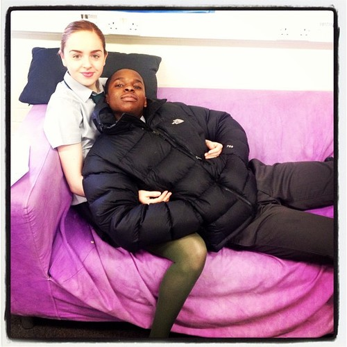 'Wolfblood' Cast! :D