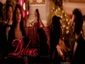 ♥ - damon-and-elena wallpaper