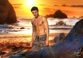 1128263-1366x768-sunset - zac-efron fan art