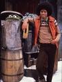"1978 Christmas Episode Of ""Sesame Street"" - michael-jackson photo"