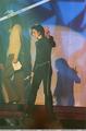 1996 Brit Awards - michael-jackson photo