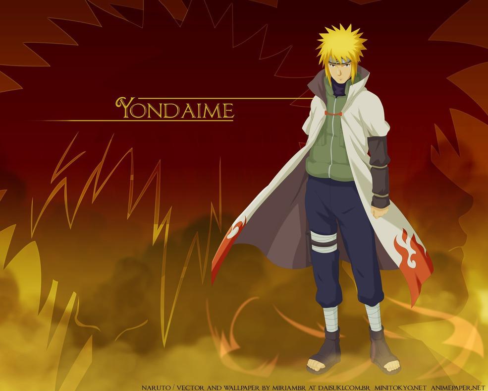 Naruto Shippuuden 4th hokage Naruto 4 Hokage