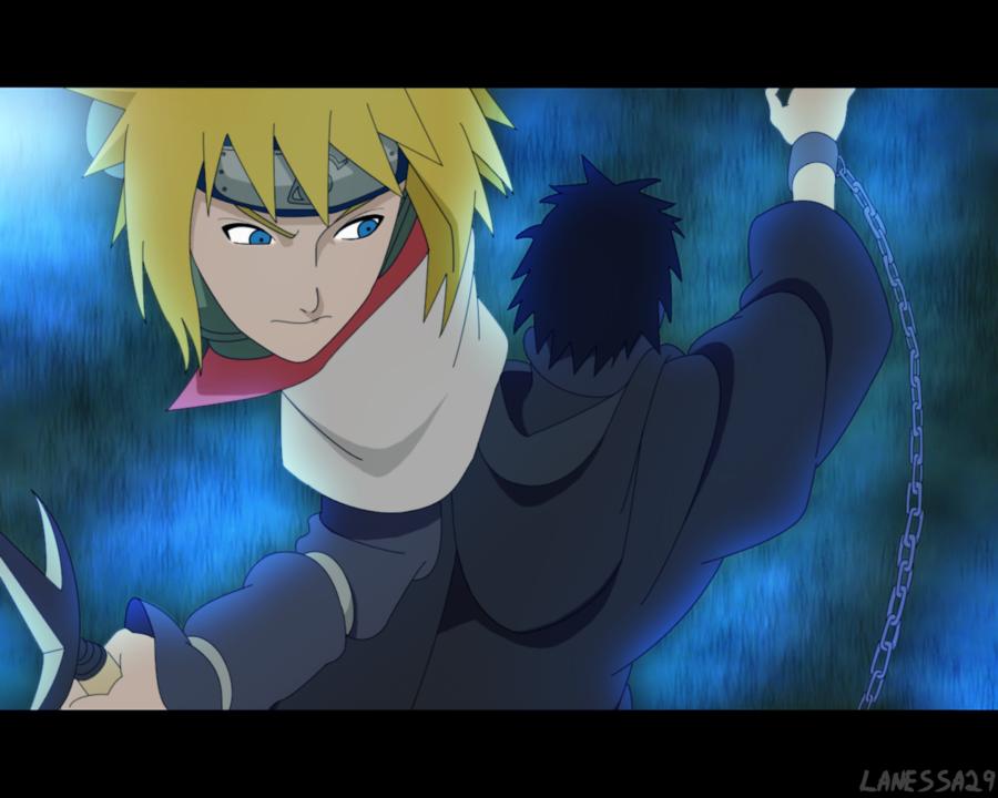 Naruto Shippuuden Bilder 4th hokage HD Hintergrund and