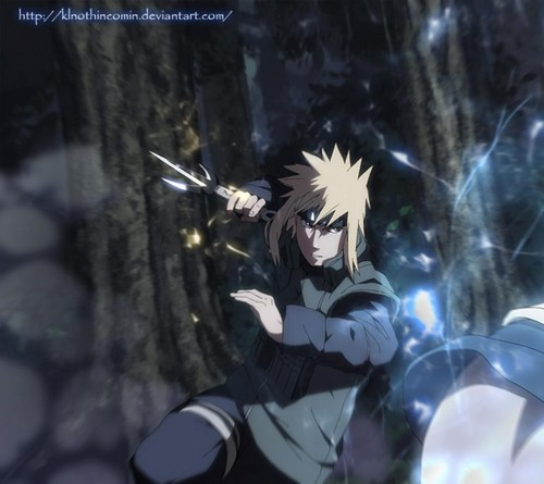 minato yellow flash wallpaper hd - photo #18