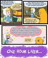 A Better Love Story than Twilight - adventure-time-with-finn-and-jake fan art