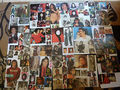A Collection Of Picutures And Magazine Clippings - michael-jackson photo