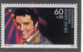 A Commerative Elvis Presley Postage Stamp - elvis-presley photo