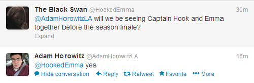 Adam Horowitz Tweet