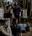 Adam, Sam and Dean