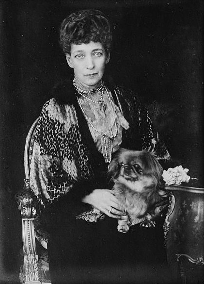 Alexandra of Denmark, Queen-Empress of the United Kingdom and the British Dominions