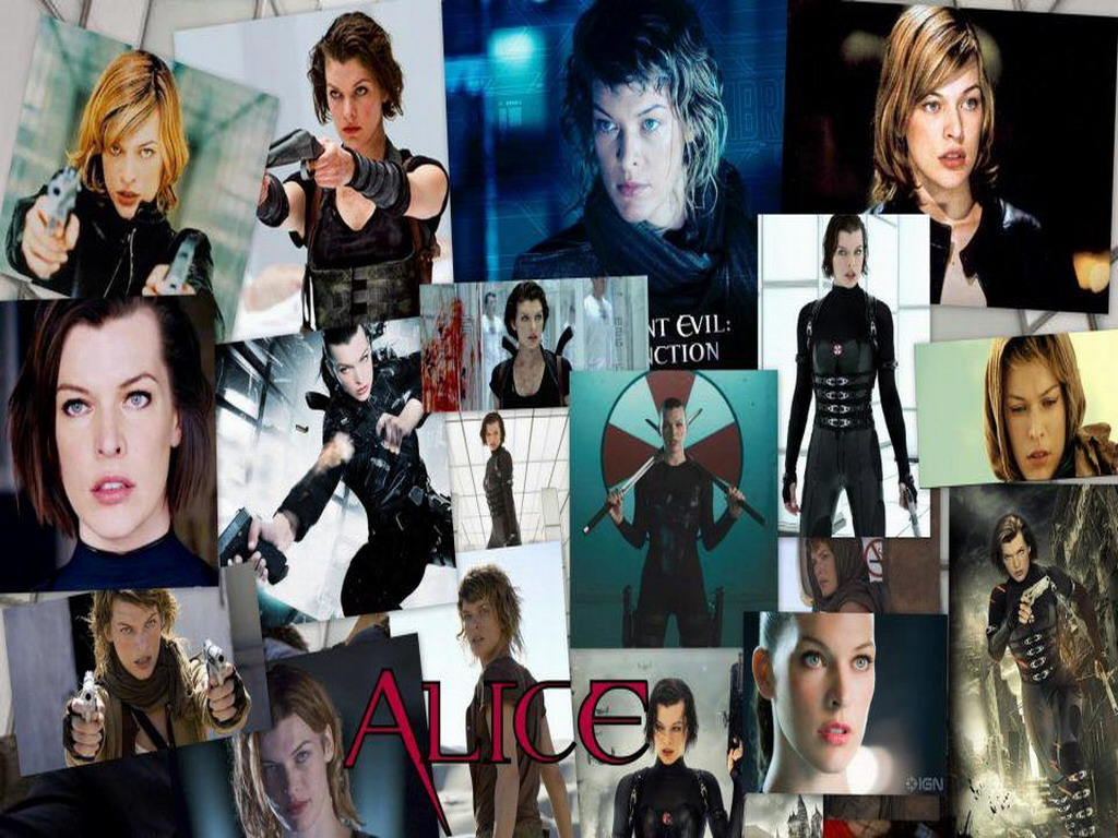 Alice Resident Evil Retribution Wallpaper 34313135 Fanpop
