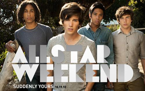 Allstar Weekend<3