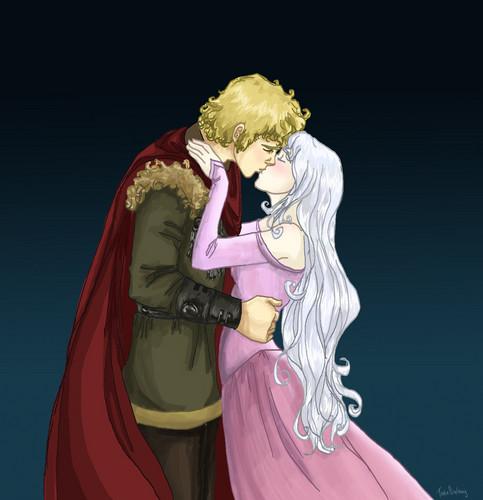 Amalthea and Lir