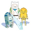 Amazing Mashups! - adventure-time-with-finn-and-jake fan art