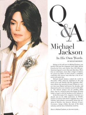 An artigo Pertaining To Michael